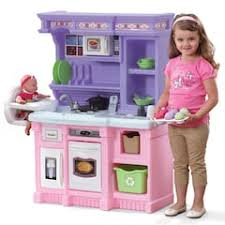 Step2 Party Time Kitchen by Step2 Kitchens U0026 Housekeeping Pretend Play Toys Kohl U0027s