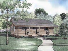 Acadian Cottage House Plans Small Ranch House Plans Ranch House Plan First Floor 055d 0013
