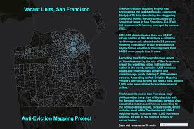 san francisco eviction map map gallery fall 2015 baygeo journal