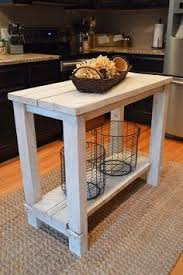 We Have Made A Couple Of Wood Pallet Side Tables In Some Of The - Kitchen side tables