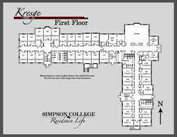first year halls