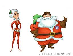 daryl graham animation and design gotta catch santa claus