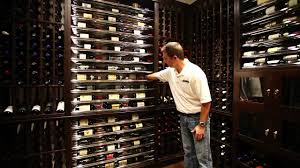 contemporary wine cellar and bar youtube