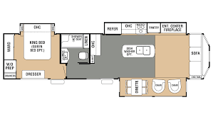2015 R Pod Floor Plans by 2018 Forest River Cedar Creek Cottage 40cck Model