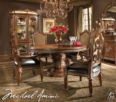kitchen kitchen table and chairs round glass dining table rustic