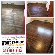wood floors by home