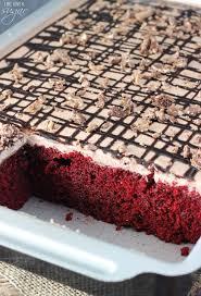 nutella red velvet poke cake life love and sugar