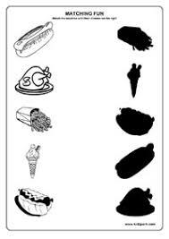objects worksheets kindergarten teachers resources printable