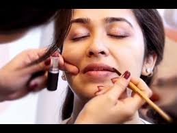 How To Become A Professional Makeup Artist Online How To Apply Make Up For Indian Skin Youtube