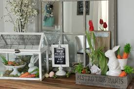 Spring Decorating Ideas For The Home Our Easter And Spring Dining Room Clean And Scentsible