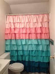 Navy And Coral Shower Curtain Great Coral Shower Curtains And Coral And Teal Shower Curtain Navy