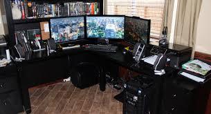 desk best computer gaming desk 2 beautiful best desks for gaming