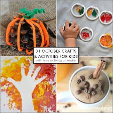 Childrens Halloween Craft Ideas - halloween activities for kids and next comes l