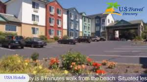the ashley inn u0026 suites lincoln city hotels oregon youtube