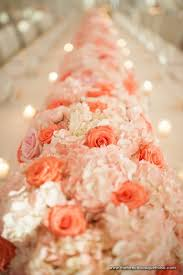 dusty rose table runner the french bouquet blog inspiring wedding event florals floral