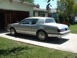 mercury cougar 1985 photo photos picture pictures american car