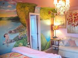 Best Bedroom Wall Murals Images On Pinterest Home Bedroom - Girls bedroom wall murals