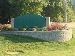 country financial u2013 signs reinhart grounds maintenance