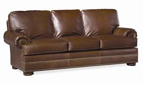 Thomasville Sleeper Sofas by Thomasville Leather Choices Ashby Select Leather Sofa With