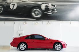 nissan 300zx 1990 nissan 300zx red classic throttle shop