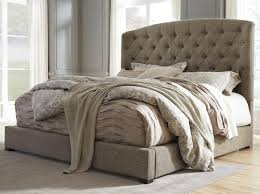 King Bed Frame Upholstered Bed Tufted Headboard Headboards King Bed Headboard