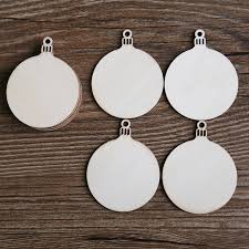 wooden bauble ornament decoration gift tags