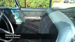 Buick Roadmaster Interior Sms Tv Episode 4 1958 Buick Roadmaster Youtube