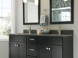 Lowes Prefab Cabinets by Bathroom Kraftmaid Bathroom Vanities 35 Lowes Bath Vanities