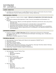 Sample Resume For Information Security Analyst by Information Security Analyst Resume Contegri Com