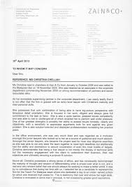 Legal Character Reference Letter by Reference Letters U2014 Christina Chelliah