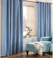 Curtain Pairs Thermalogic Check Curtain Pair 84 L Linens Plow Hearth