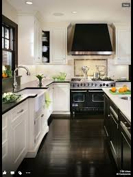 Black And White Kitchens Eleven Inspiring Dream Kitchens The Weekly Round Up Oven Range