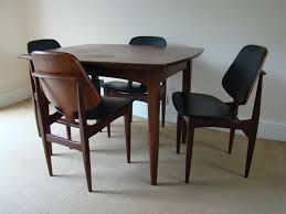 dinette sets kitchen s dining table vintage teak room set