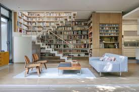 home design books a book lover u0027s dream house with great nature views