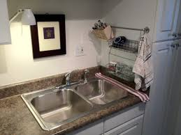 kitchen sink cabinet sponge holder 48 kitchen storage hacks and solutions for your home