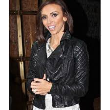 leather jackets giuliana rancic leather jacket black quilted jacket for womens