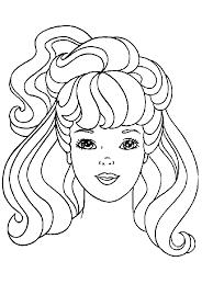 barbie coloring printables barbie coloring