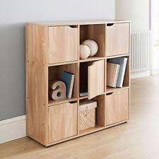 Bookcase With Doors Bookcases Shelving U0026 Storage Furniture With Doors Ebay
