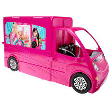 barbie sisters life in the dreamhouse camper mattel toys