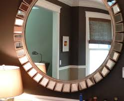 mirror superb cute contemporary round mirrors uk beguiling