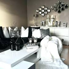 Silver Living Room Furniture White Silver And Grey Living Room Ideas 1025theparty