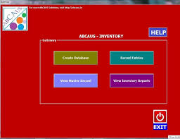 Excel Inventory Templates Abcaus Excel Inventory Template And Tracker