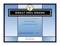 new award certificates templates certificate templates