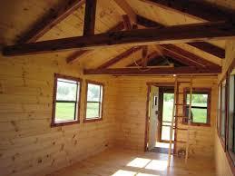 log home interior walls log cabin look interior walls cabins llc 10 x 26