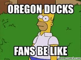 Oregon Ducks Meme - ducks