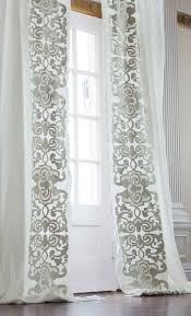 Lined Linen Drapery Panels Lili Alessandra Drapery Panels