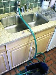 kitchen sink faucet with pull out spray kitchen sink with faucet songwriting co