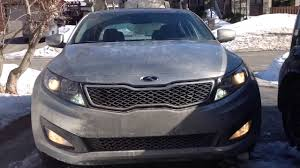 2013 kia optima led fog light bulb kia optima led turn signal bulb swapout youtube