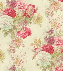 45 u0027 u0027 home essentials print fabric ballad bouquet rose fabric