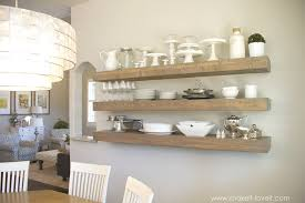 Building Floating Shelves by How To Build Simple Floating Shelves For Any Room In The House